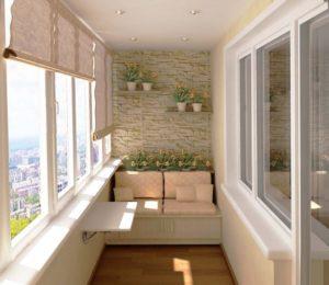 Как мы обшивам балконы или лоджии в Серпухове