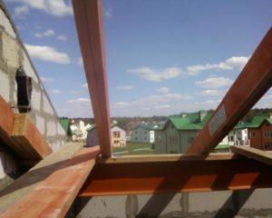 Монтаж Крыши для балкона в Серпухове