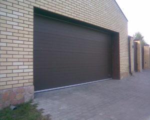 Рольставни для гаража в Серпухове