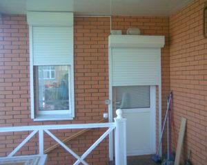 Рольставни на окна в Серпухове